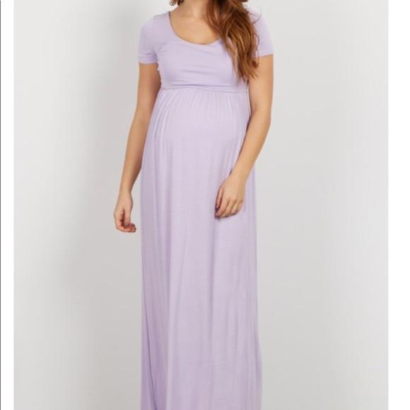 Maxi Maternity Dresses
